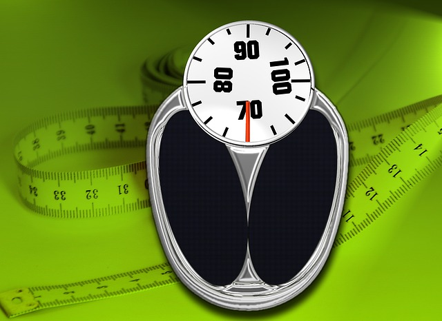 Bathroom scales weight